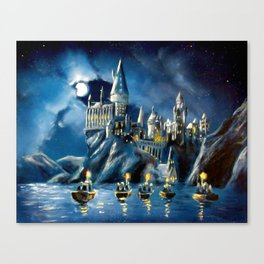 Moonlit Magic Canvas Print