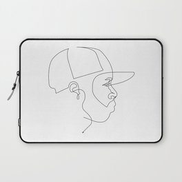 One Line For Dilla Laptop Sleeve