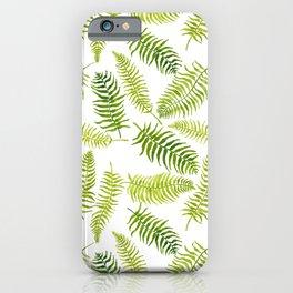 Fern-iliscious iPhone Case