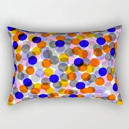 Colour Bubbles 01 Rectangular Pillow