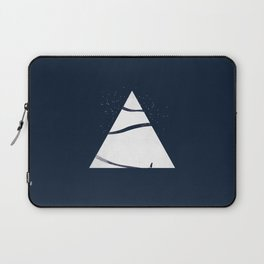 time to snow! Laptop Sleeve