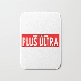 Plus Ultra Banner Bath Mat