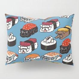 Sushi Schnauzer Pillow Sham