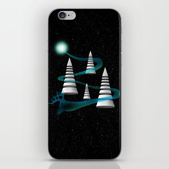 The Other Side Of The Galaxy iPhone & iPod Skin