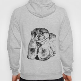 Otterly adorable Hoody