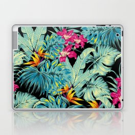 Tropical Greenery Island Dreams Laptop & iPad Skin