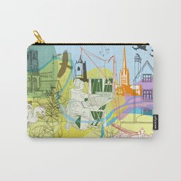 Norwich- City of Stories Carry-All Pouch