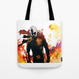 Onepunch Man Tote Bag