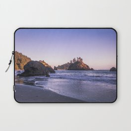 The Cove At Sunset Laptop Sleeve