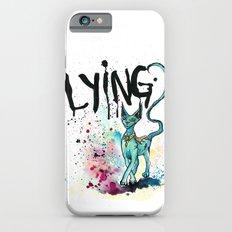Lying Cat Slim Case iPhone 6