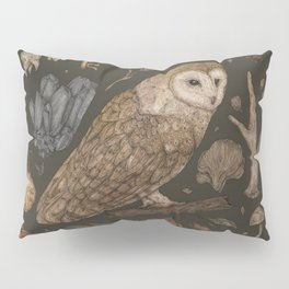 Harvest Owl Pillow Sham
