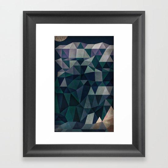 LYNDSCYPE Framed Art Print