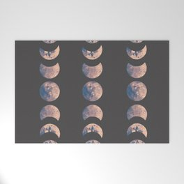 Moon Phases Welcome Mat