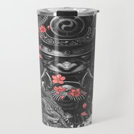 Sleeve tattoo Samurai Irezumi Travel Mug