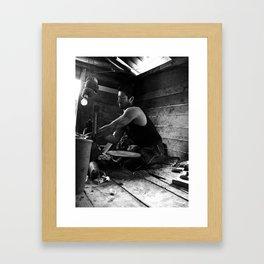 Carlos I Framed Art Print