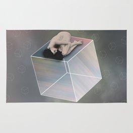 Cube Travel Rug