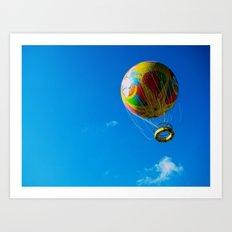Pick Me Up Art Print