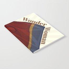 Woman of Wonder Notebook