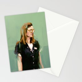 Young Carol Denning Stationery Cards