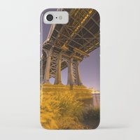 dumbo iPhone & iPod Cases featuring DUMBO by Juha Photography