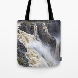 Enjoy the waterfall Tote Bag