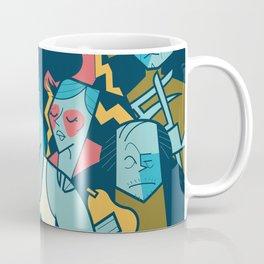 Big Trouble Coffee Mug