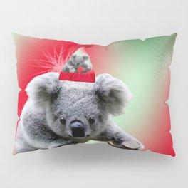 Christmas Koala Pillow Sham