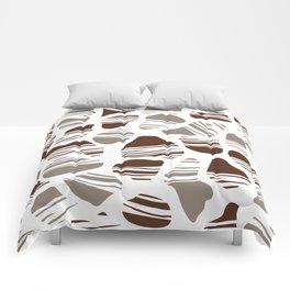 Okapi Animal Print [Native] Comforters