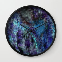 Cave Painting Wall Clock