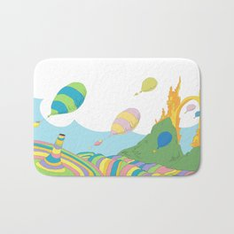 oh the places you'll go .. dr seuss Bath Mat