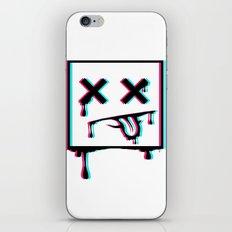 Dead Pixel CMK iPhone & iPod Skin