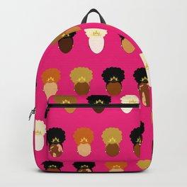 Pretty Puff Princess Backpack