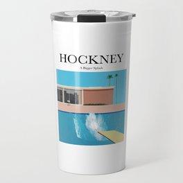 Hockney - A Bigger Splash Travel Mug