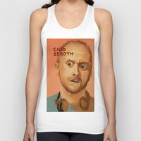 chad wys Tank Tops featuring 50 Artists: Chad Beroth by Chad Beroth