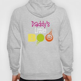 Halloween T-shirt/ Daddy's little Boo Hoody