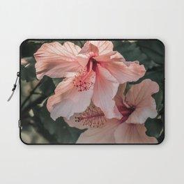 Hibiscus Flowers Laptop Sleeve