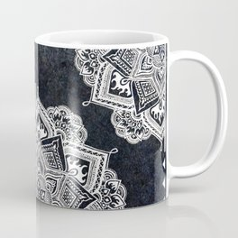 Mandala Tile Galaxy Coffee Mug