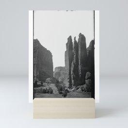 CANYON DE CHELLE ARIZONA Mini Art Print