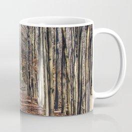 Follow me down... When the leaves come falling down... Coffee Mug