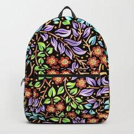 Filigree Flora Backpack