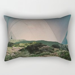Sky Camping Rectangular Pillow