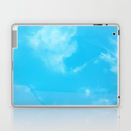 Sky Swimming pool Laptop & iPad Skin