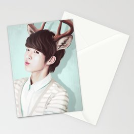 Yeol Deer Stationery Cards