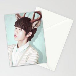 Yeol Deer Stationery Cards