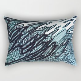 Currents Rectangular Pillow