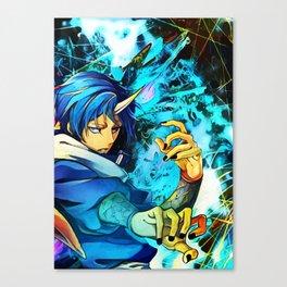 Colorful Master of dark Canvas Print