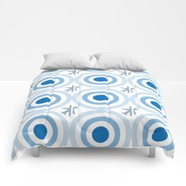 Wi-Fly - UI inspired pattern series Comforters
