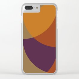 So 70's Clear iPhone Case