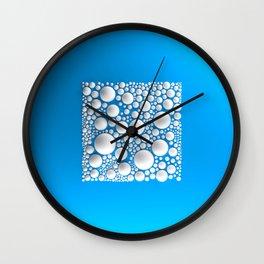 Circle Square Wall Clock