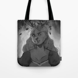 Fairy of the woods Tote Bag